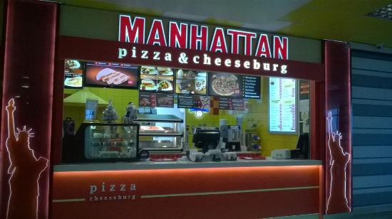 Manhattan-Pizza