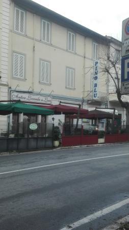 Hotel Pino Blu Restaurant