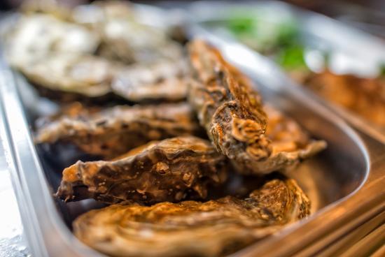 Le Bistro: Austern