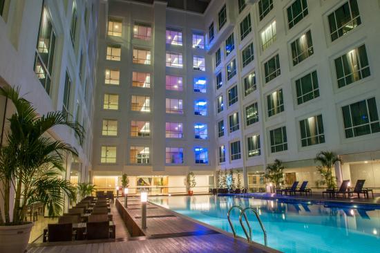 Narada Hotel Kota Kinabalu