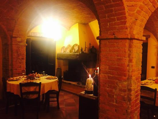 Castagnole Monferrato, Italia: Atmosfera magica