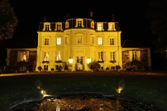 Hesdin-l'Abbe, Frankrijk: Hotel Chateau Cléry