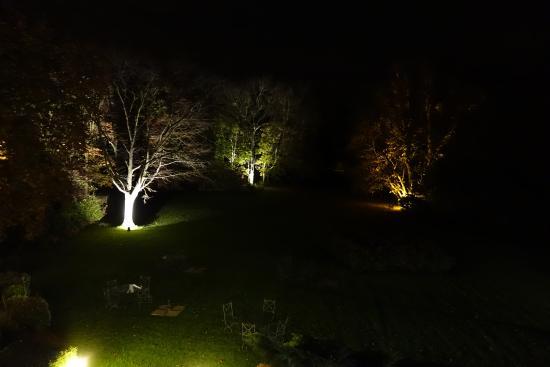 Hesdin-l'Abbe, Frankrijk: Prachtig uitzicht vanuit onze kamer 104