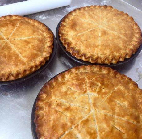 Bolton, UK: Henighans Home Made Pies