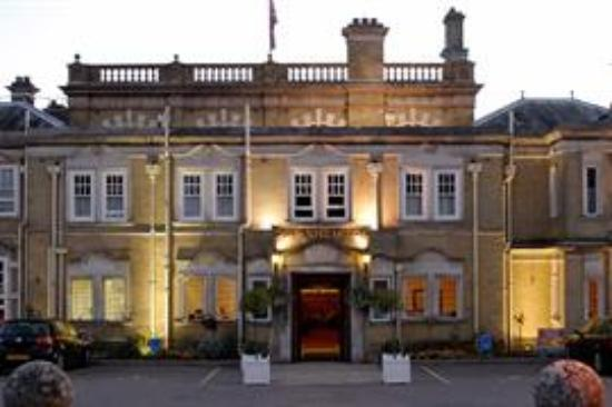 BEST WESTERN Chilworth Manor