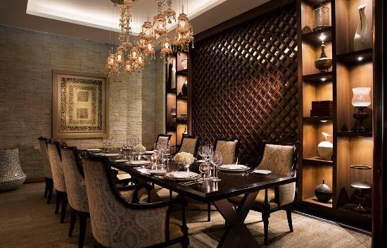 K3 Restaurant JW Marriott New Delhi Aerocity