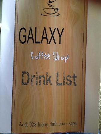 Galaxy Coffee Shop