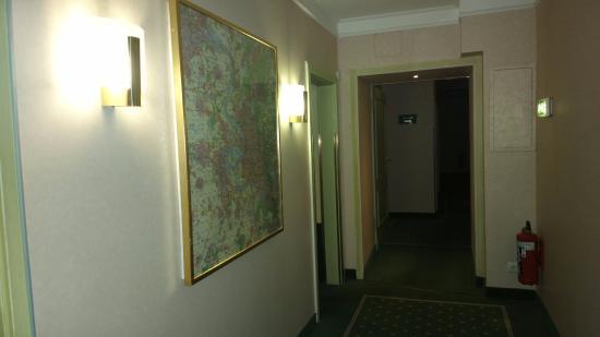 Hotel Stadt Munchen: walking get the room