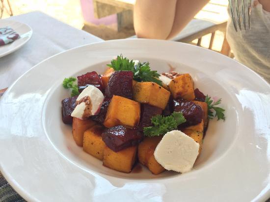 Matemwe Beach Village: Delicous lunch