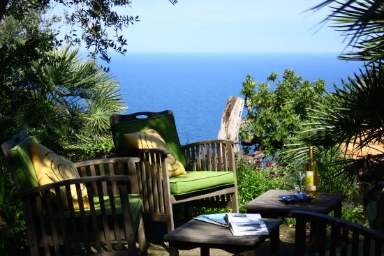 Sa Plana Hotel: Jardin