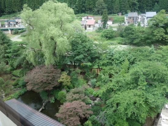 Mogami-machi, Giappone: 庭