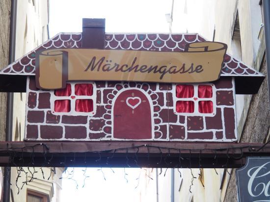 Riesengasse Bild Von Altstadt Von Innsbruck Innsbruck