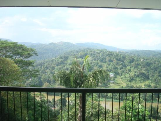 view from our room picture of emerald hill hotel kandy tripadvisor rh tripadvisor com