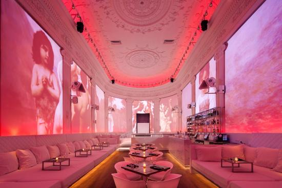 Supperclub Amsterdam: Supperclub la salle neige