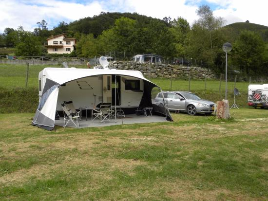 pitches on picos de europa - picture of camping picos de europa