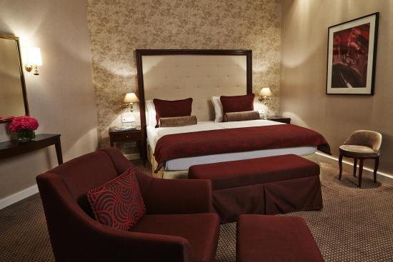 Steigenberger Frankfurter Hof: Deluxe Room