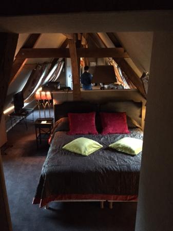 Fere-en-Tardenois, Frankrike: La chambre