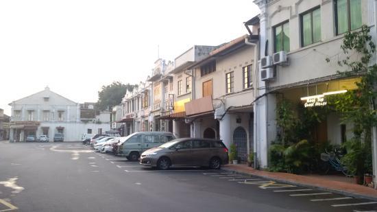 Roof Top Guest House Melaka Photo