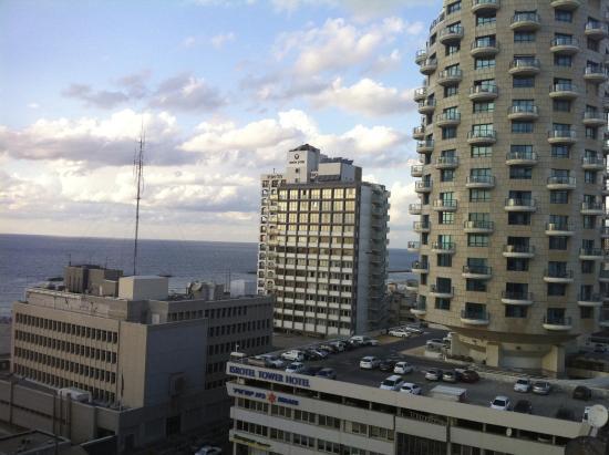 Metropolitan Hotel: Вид из окна