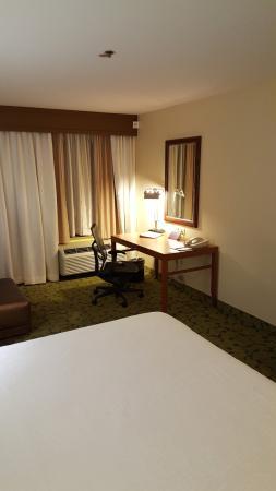 Hilton Garden Inn Scottsdale North/Perimeter Center : Room