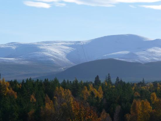 Aviemore and the Cairngorms, UK: Autumn in the Cairngorms National Park