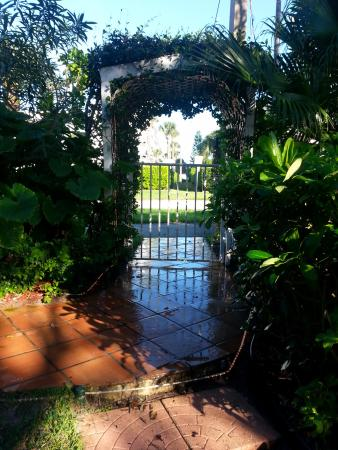 The Caribbean Court Boutique Hotel: Gateway to beach access