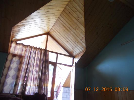 Hotel Naveen: View of room