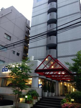 the b suidobashi: 外観