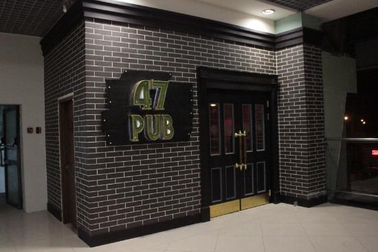 Irish pub PUB 47