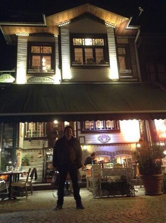 Dubb Ethnic Restaurant: Dübb Ethnic restaurant
