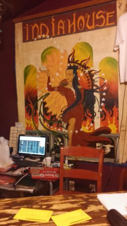 Bilde fra India House Hostel