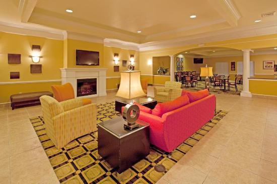 La Quinta Inn & Suites Mobile - Tillman's Corner: Lobby