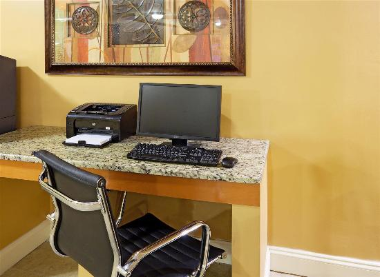 La Quinta Inn Chicago O'Hare Airport: Business Center
