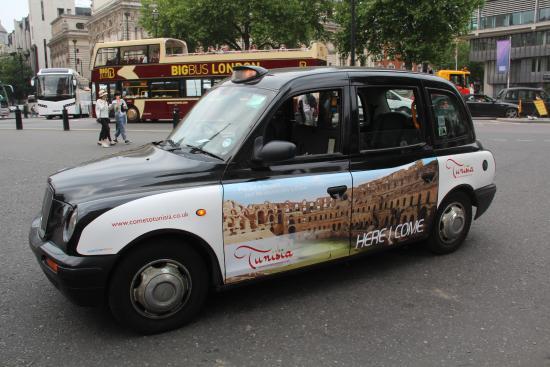 London Black Cabs Cab