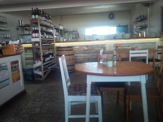 The Eatery Hermanus: Restuarant