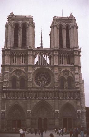 ปารีส, ฝรั่งเศส: Notre Dame
