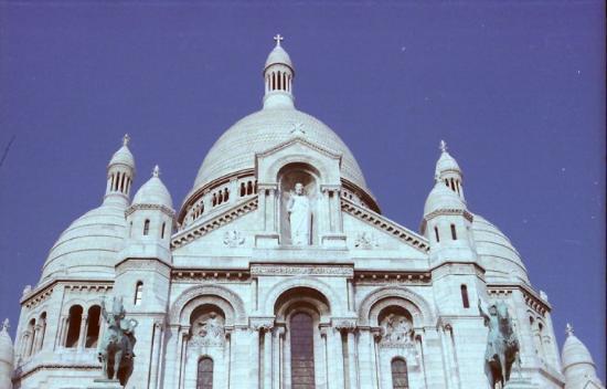 ปารีส, ฝรั่งเศส: Sacre Coeur