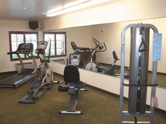 La Quinta Inn & Suites Ft. Pierce: Health club