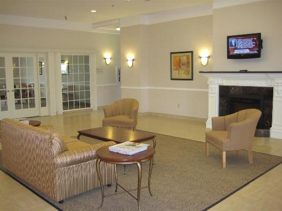 La Quinta Inn & Suites Brenham: Lobby view