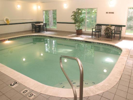 Lacey, WA: Pool view