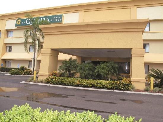La Quinta Inn & Suites Tampa Brandon West: Exterior view