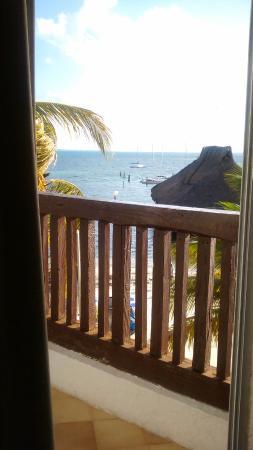 Imperial Las Perlas Cancun Condos: Hermosa vista