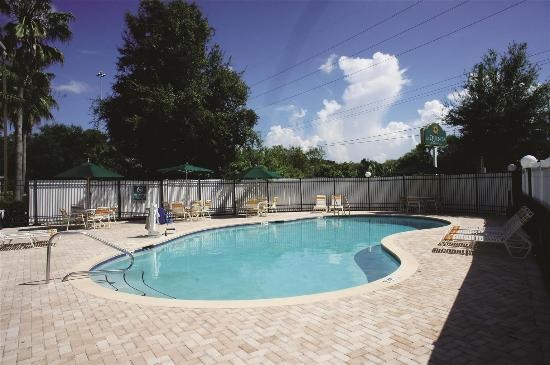 La Quinta Inn & Suites Tampa Brandon West: Pool view