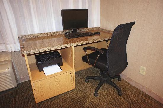 La Quinta Inn & Suites Tampa Brandon West: Business center