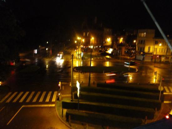 Ganshoren, Bélgica: Strada sottostante