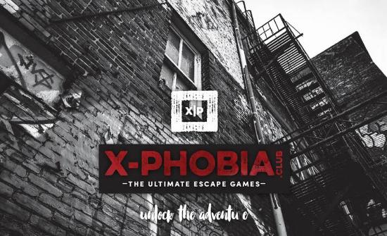 ‪X-Phobia.Club - Escape Games‬