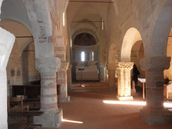 Cortazzone, İtalya: Interno
