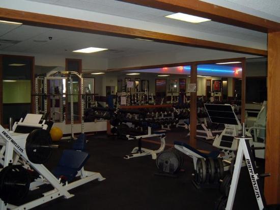 Johnson City, Nova York: Health club