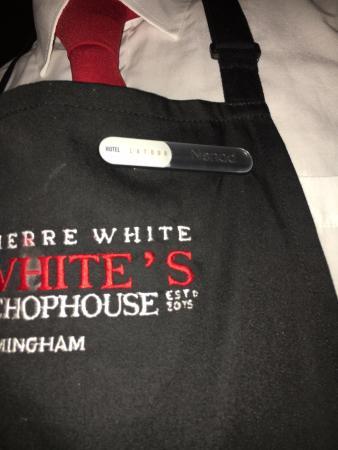 Mr. White's English Chophouse Birmingham