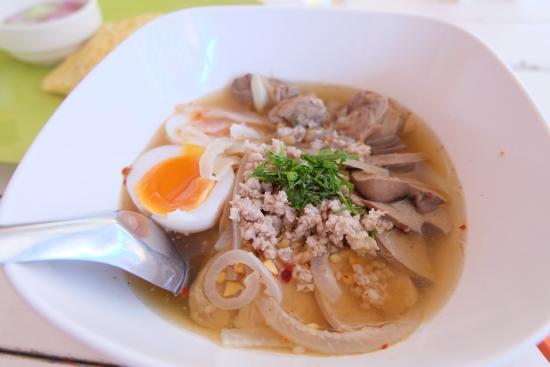Menu Tong Sukhothai